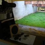 25m Stand mit SpoPi und Pistolenkoffer