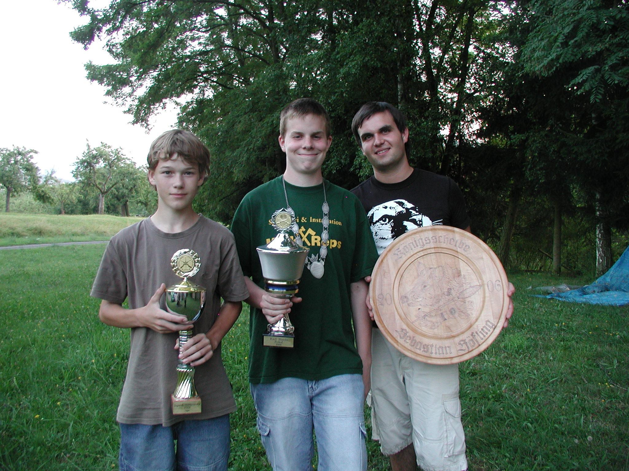 Jugendkönig 2006